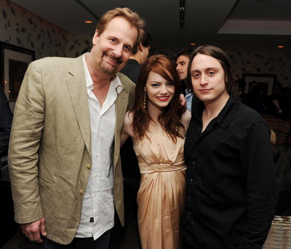 """Emma Stone「The Cinema Society Hosts A Screening Of """"Paper Man"""" - After Party」:写真・画像(13)[壁紙.com]"""