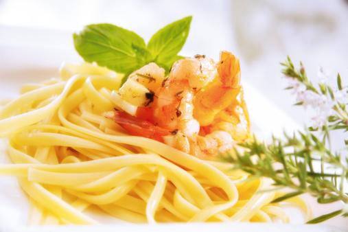 Noodles「Pasta with scampi」:スマホ壁紙(16)
