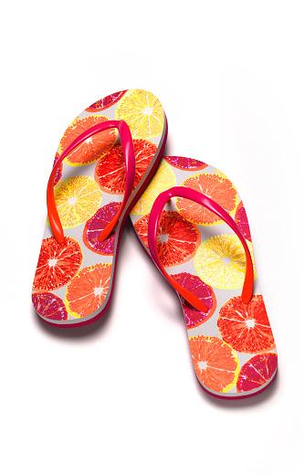 Shoe「Holiday flip flops」:スマホ壁紙(3)
