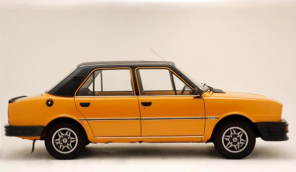 Model - Object「1990 Skoda Super Estelle」:写真・画像(7)[壁紙.com]
