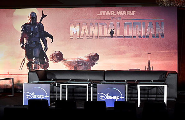 The Mandalorian - TV Show「Press Conference for the Disney+ Exclusive Series The Mandalorian」:写真・画像(10)[壁紙.com]
