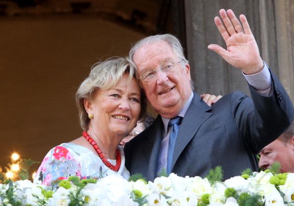 Belgium「King Albert II of Belgium And Queen Paola Visit Liege」:写真・画像(8)[壁紙.com]