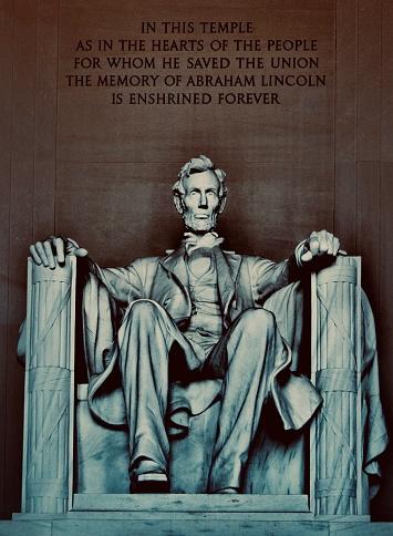 Activist「Abraham Lincoln - Washington DC Memorial」:スマホ壁紙(12)