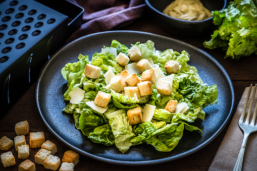 Crouton「Fresh Caesar salad」:スマホ壁紙(9)