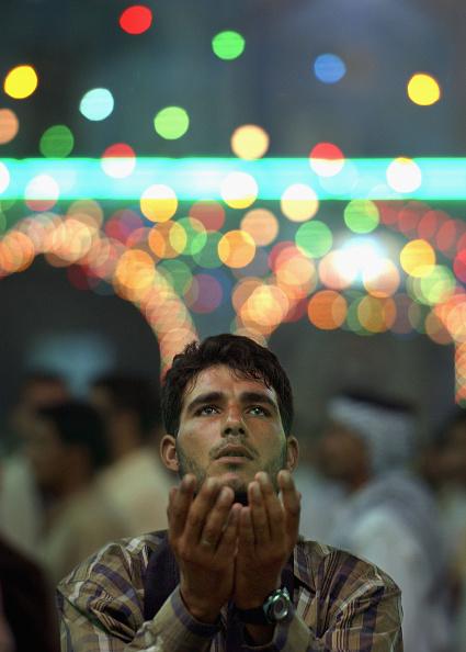 Spirituality「Iraqi Shiites Gather In Karbala Despite Al-Qaeda Threats」:写真・画像(6)[壁紙.com]
