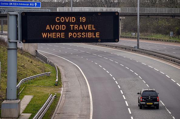 Advice「Scotland Feels The Impact Of Coronavirus」:写真・画像(5)[壁紙.com]