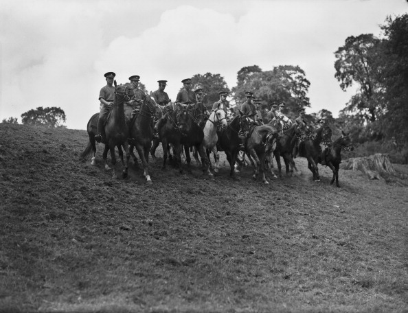 Horse「Cavalry Riders」:写真・画像(10)[壁紙.com]