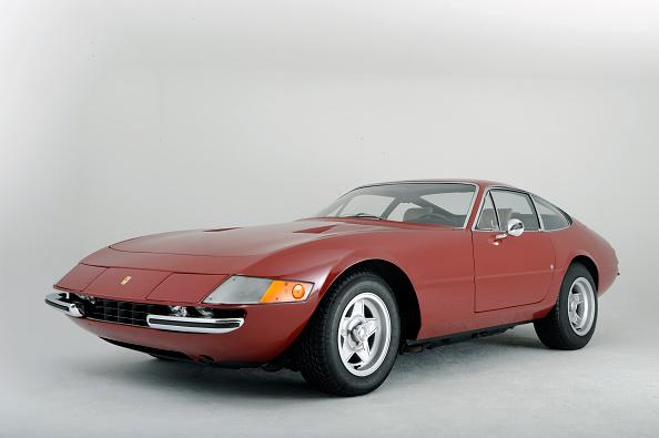Journey「Ferrari 365 GTB 1972」:写真・画像(3)[壁紙.com]