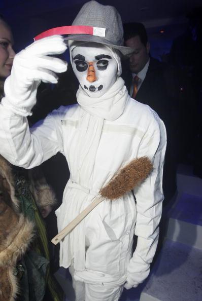 snowman「Zweiohrkueken Gold-Kostuemparty」:写真・画像(18)[壁紙.com]