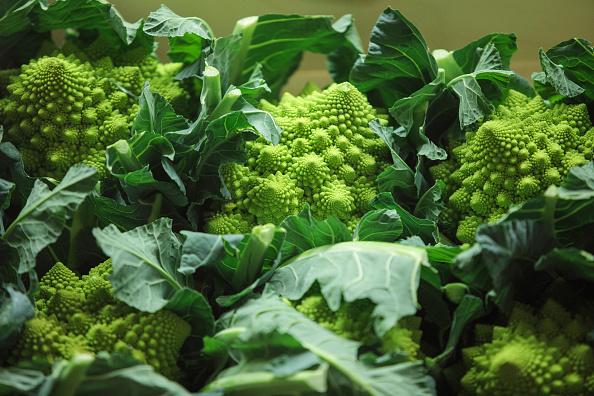 Broccoli「Trading At UK's Largest Vegetable Market As Bad Weather Blamed For Shortages」:写真・画像(19)[壁紙.com]