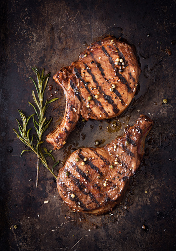 Meat Chop「Grilled pork chops with spices」:スマホ壁紙(9)