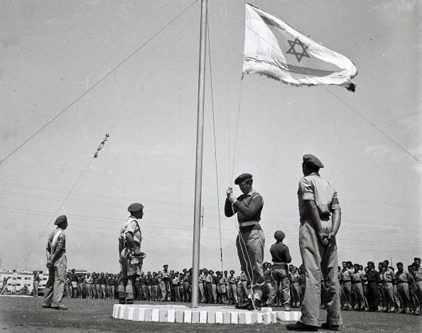 パレスチナ「(FILE) Israel At 60: The Birth Of A Nation」:写真・画像(17)[壁紙.com]