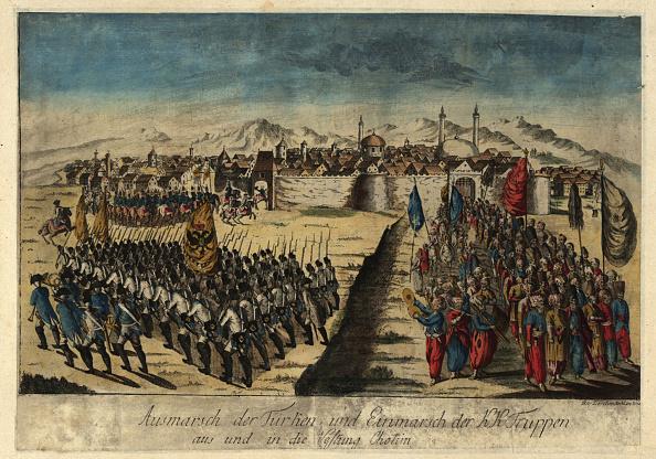 Surrendering「Surrender Of The Fortress Khotyn On September 29」:写真・画像(14)[壁紙.com]