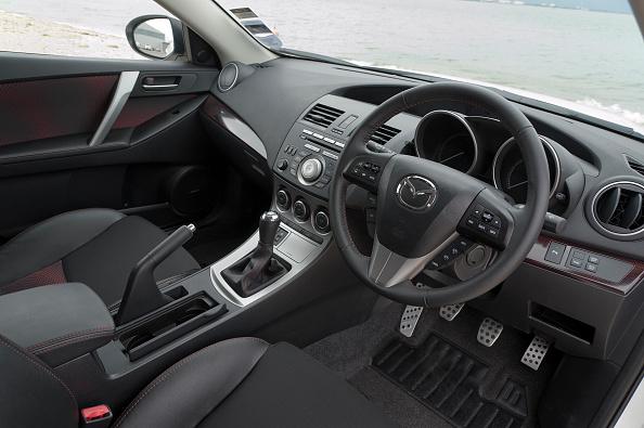 Hatchback「2012 Mazda 3 MPS」:写真・画像(0)[壁紙.com]