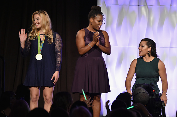 Alana Nichols「37th Annual Salute To Women In Sports - Inside」:写真・画像(14)[壁紙.com]