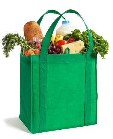 Recycling「Reusable Eco Friendly Grocery Bag」:スマホ壁紙(2)