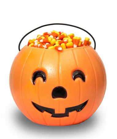 Jack-o'-lantern「Candy Pumpkin (Clip Path)」:スマホ壁紙(17)