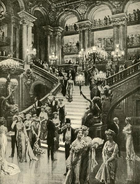 1900-1909「The Opera In Paris」:写真・画像(9)[壁紙.com]