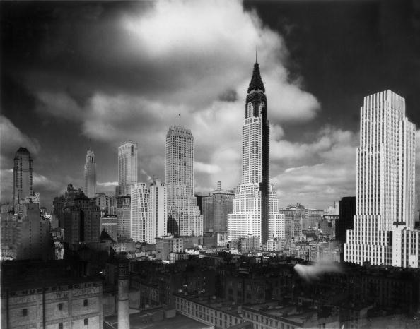 Construction Industry「The Chrysler Building」:写真・画像(0)[壁紙.com]