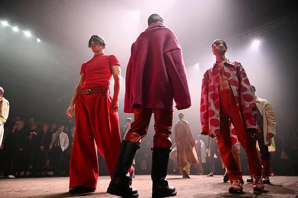 Milan Menswear Fashion Week「Marni Fall/Winter 2020 Fashion Show In Milan」:写真・画像(0)[壁紙.com]