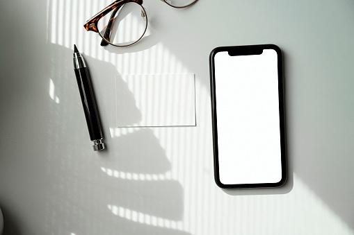 Touch Screen「Smart phone mockup, template」:スマホ壁紙(15)