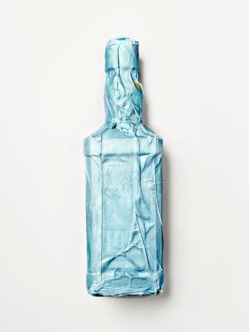 Covering「wrapped bottle」:スマホ壁紙(12)