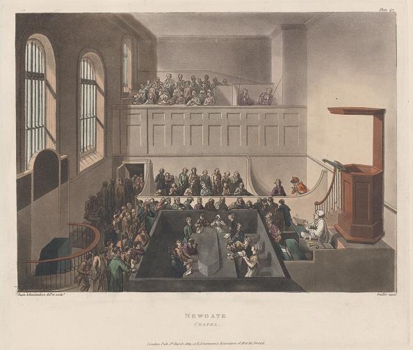 Central London「Newgate Chapel」:写真・画像(18)[壁紙.com]
