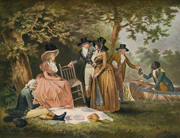 18th Century Style「Anglers' Repast, 1789, (1902)」:写真・画像(13)[壁紙.com]