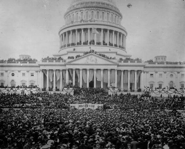 Presidential Inauguration「Capitol Crowds」:写真・画像(8)[壁紙.com]