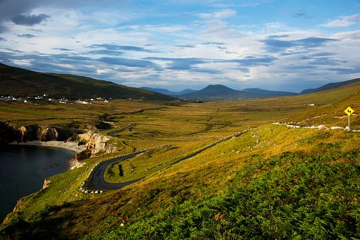 Achill Island「The Atlantic Drive on Achill Island」:スマホ壁紙(10)