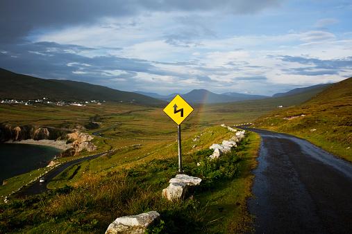 Achill Island「The Atlantic Drive on Achill Island」:スマホ壁紙(11)
