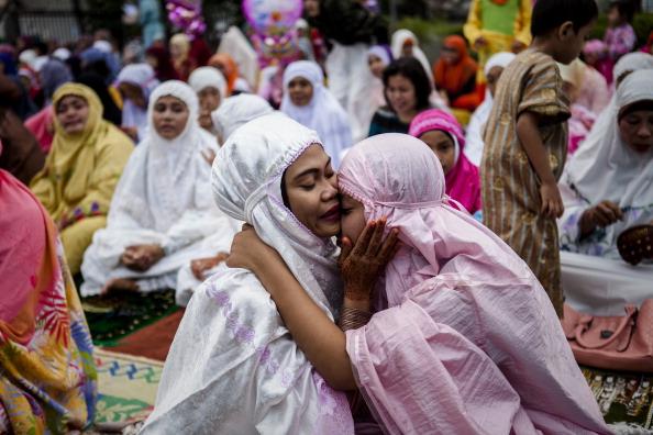 Celebration Event「Eid Celebration Marks The End Of Ramadan」:写真・画像(9)[壁紙.com]