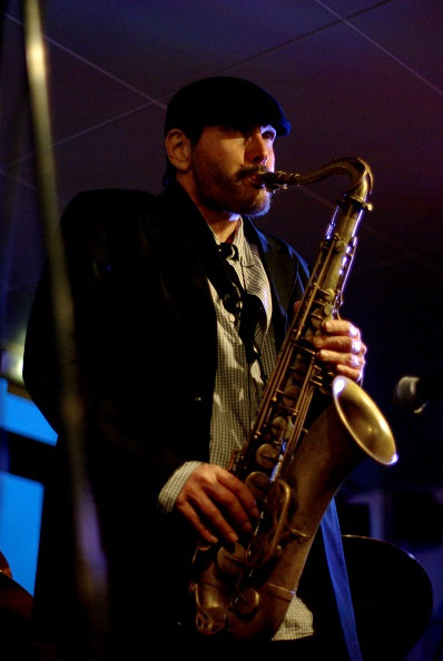Toughness「Steve Grossman, Jazz Hastings, Hastings, East Sussex.  Artist: Brian O'Connor」:写真・画像(14)[壁紙.com]