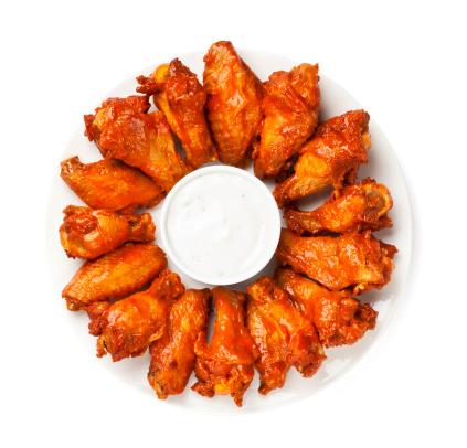 Chicken Meat「Hot Wings」:スマホ壁紙(7)