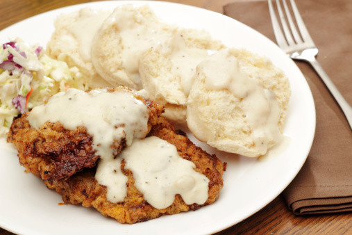 Southern Food「Chicken fried steak」:スマホ壁紙(13)