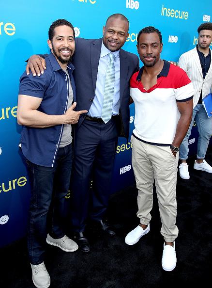 "Roy Jones「HBO Celebrates New Season Of ""Insecure"" With Block Party In Inglewood」:写真・画像(7)[壁紙.com]"