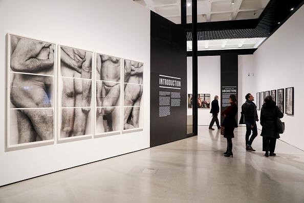 Barbican Art Gallery「Masculinities: Liberation through Photography Installation View」:写真・画像(0)[壁紙.com]