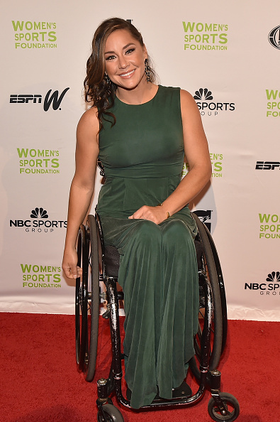 Alana Nichols「37th Annual Salute To Women In Sports - Arrivals」:写真・画像(10)[壁紙.com]