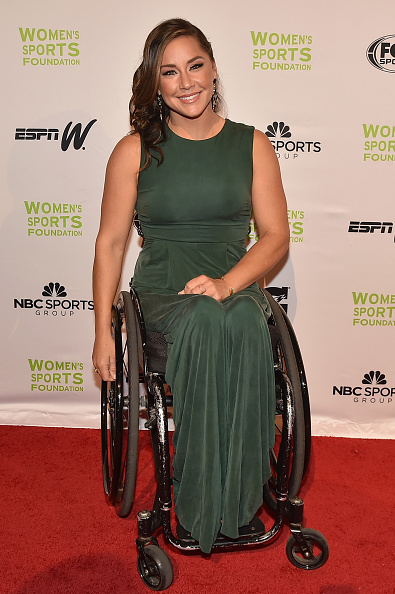 Alana Nichols「37th Annual Salute To Women In Sports - Arrivals」:写真・画像(11)[壁紙.com]