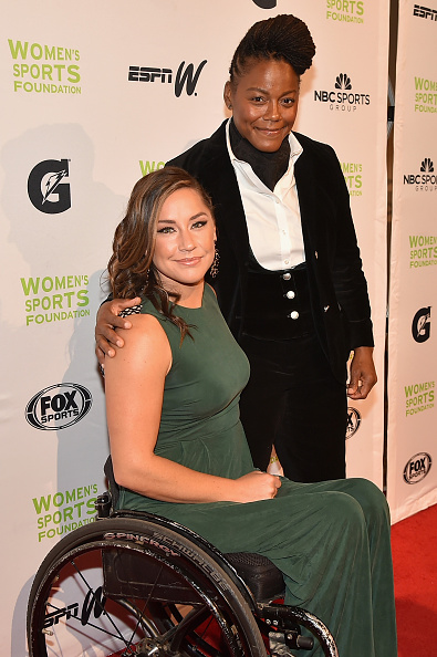 Alana Nichols「37th Annual Salute To Women In Sports - Arrivals」:写真・画像(13)[壁紙.com]