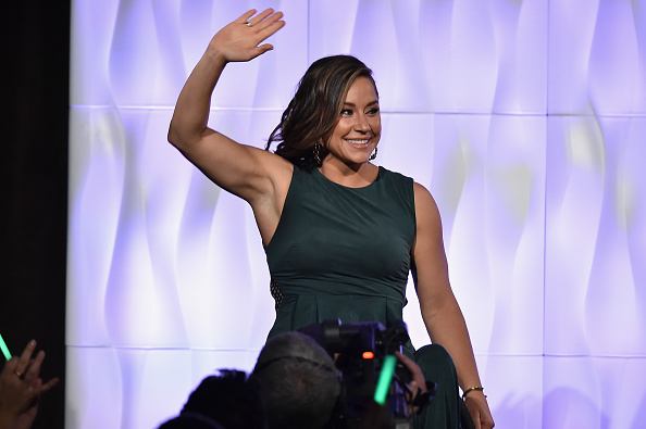 Alana Nichols「37th Annual Salute To Women In Sports - Inside」:写真・画像(1)[壁紙.com]