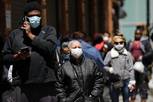 Social Issues「Coronavirus Pandemic Causes Climate Of Anxiety And Changing Routines In America」:写真・画像(13)[壁紙.com]