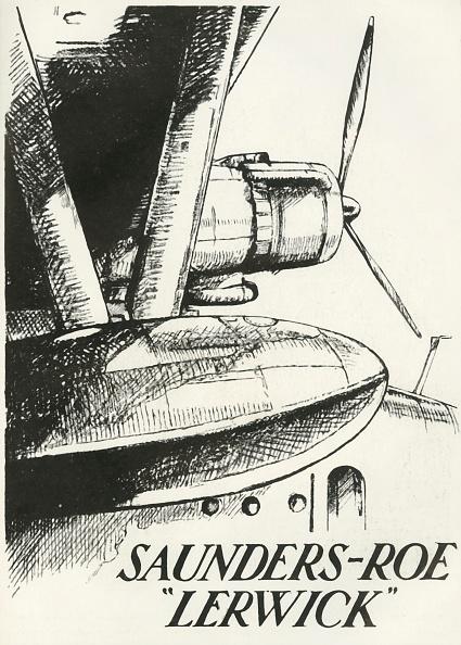 "Air Force「Saunders-Roe ""Lerwick""」:写真・画像(4)[壁紙.com]"