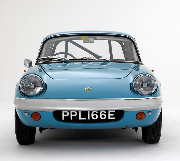 Vitality「1967 Lotus Elan Coupe」:写真・画像(8)[壁紙.com]