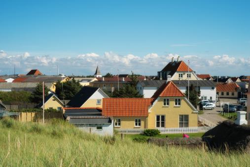 Denmark「A photo of an old Danish house」:スマホ壁紙(1)