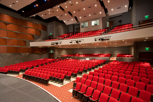No People「Interior views of Covey Center for the Performing Arts in Provo, Utah.」:写真・画像(12)[壁紙.com]