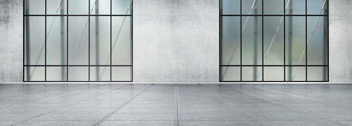 Parking Lot「Empty Gallery Space」:スマホ壁紙(10)