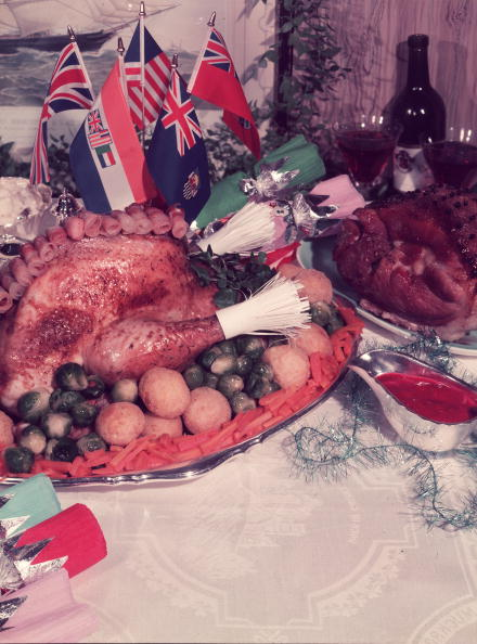 Roast Dinner「Festive Roast」:写真・画像(13)[壁紙.com]