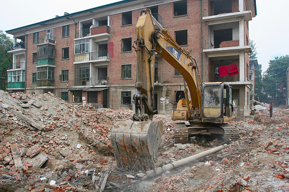 Vitality「Residential housing being demolished in central Beijing」:写真・画像(15)[壁紙.com]