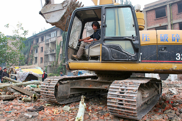 Vitality「Residential housing being demolished in central Beijing」:写真・画像(17)[壁紙.com]
